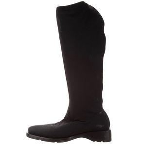 Gucci Square-Toe Knee-Length Stretch Boots